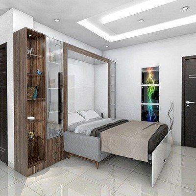 B 005 Murphy Bed