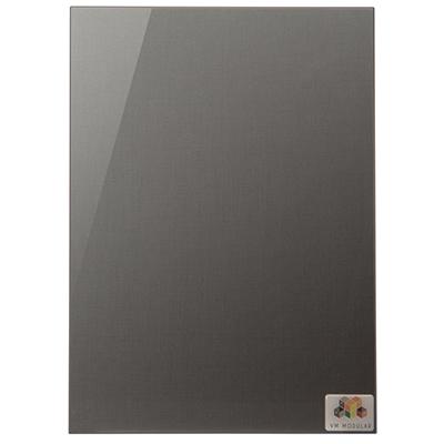 1407 Textile Grey Sparkle  Acrylic Shutter