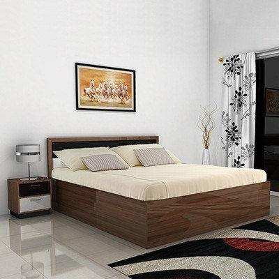 B 004 Hydraulic Storage Bed