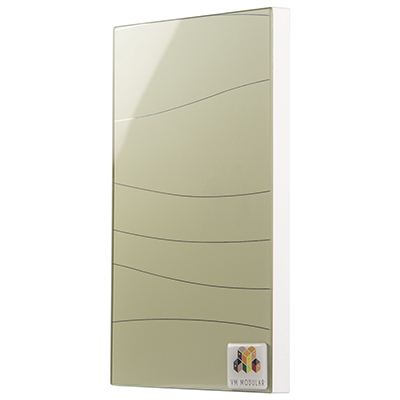 2124 Pista Current Glass Shutter